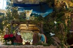 Świąteczny wystrój kościoła - Boże Narodzenie 2019 / Fotografia: Krzysztof Służałek