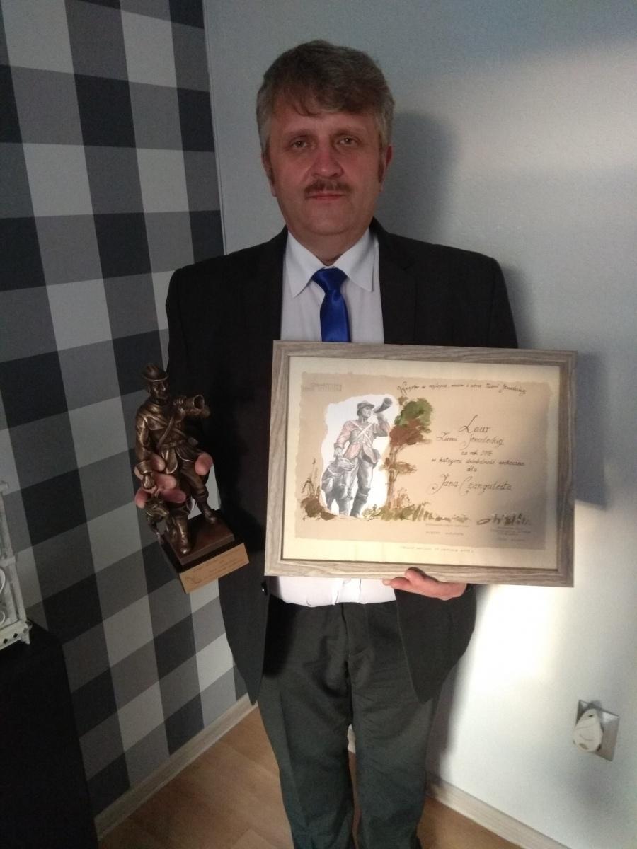 Jan Czanguleit - Laury Ziemi Strzeleckiej 2019